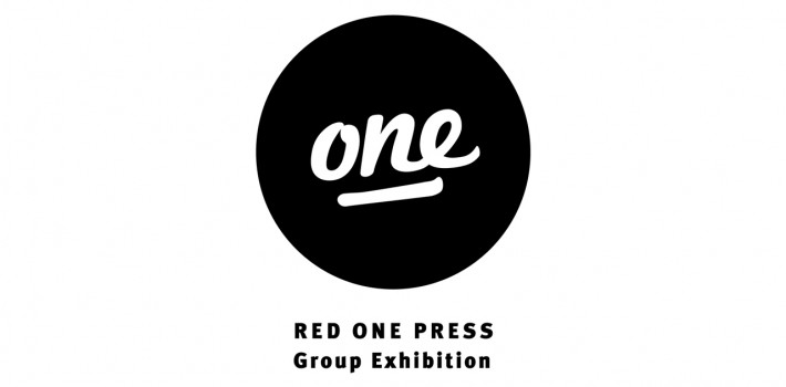 "REDonePRESS Group Exhibition ""one"""